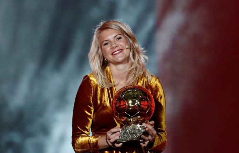Ada Hegerberg want to be Messi, Ronaldo of women's football