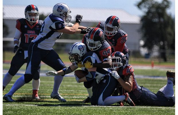 Women's American Football is growing worldwide