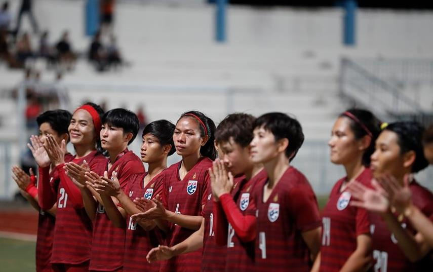 The worry of Thai women's football before the SEA Games 30