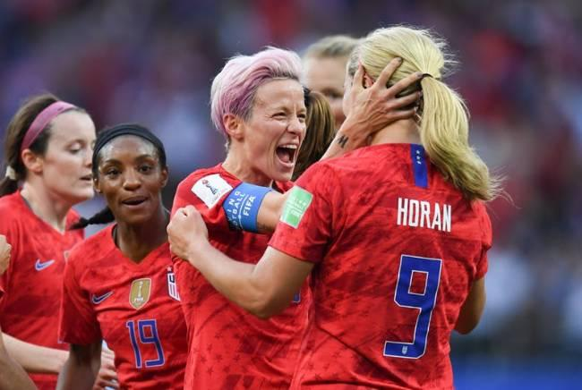 The story of women's football in America